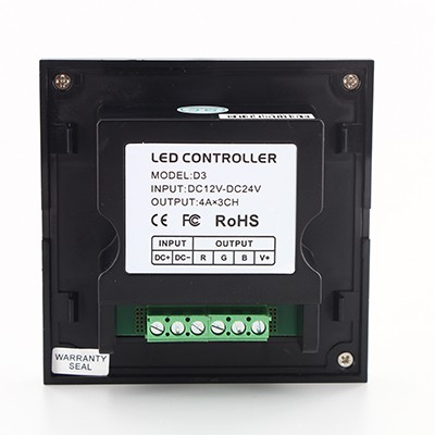 RGB Led Wand Controller D3
