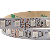 RGB LED strip 60 leds per meter