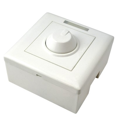 LED Dimmer 1x 7A, incl. Afstandsbediening