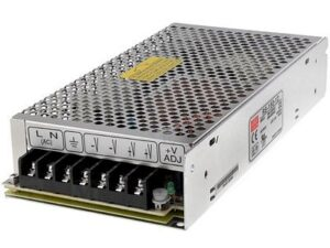 LED VOEDING MEANWELL 24V 150W 6.5A