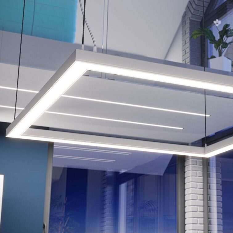 LED STRIP PROFIEL LED LINE 1000