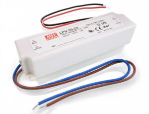 LED VOEDING MEANWELL 12V 36W 3A IP67