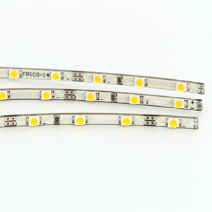 Micro LED strip 3mm koud wit
