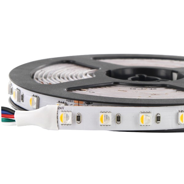 LED STRIP RGBW 60 LEDS / meter 19,2 W / meter
